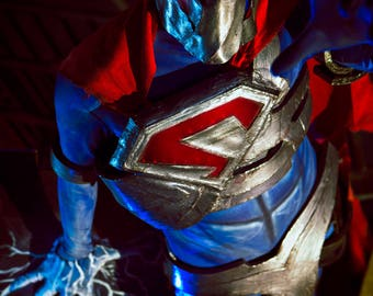 Cosplay Print - Nightmare Superman