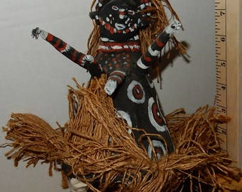 Scary Tribal Voodoo Doll
