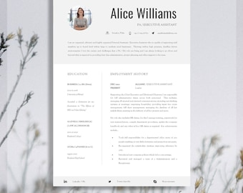 Medical Assistant Skills For Resume Pdf Creative Resume  Etsy Musician Resume Template Word with Pharmacy Technician Resume Objective Pdf Resume Template  Creative Resume Template  Professional Resume Design  Cover  Letter  Advice  Resume Achievements Word