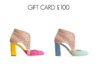 Leather Shoes~Gift Voucher 85 Pounds~Can be used on any of our Shoes.