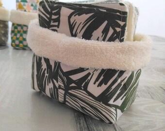 ORDER basket + 10 cleansing wipes