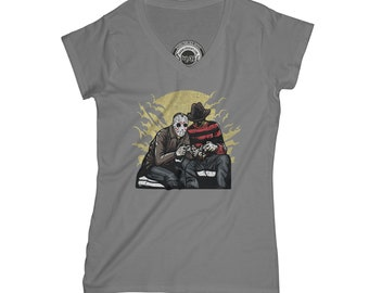 Gamer t-shirt friends t-shirt video games t-shirt horror t-shirt sister gift movie t-shirt books t-shirt hipster tshirt BFF t-shirt    AP59