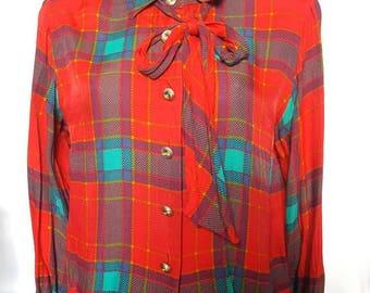 Vintage Yves saint Laurent shirt