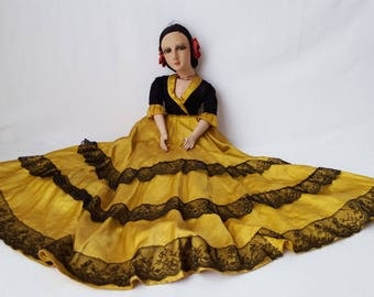 french Boudoir doll large doll show 12640 1920