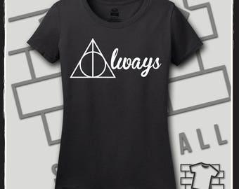 Harry Potter Always, Always Harry Potter, Harry Potter, Harry Potter Shirt, Harry Potter SVG, Harry Potter TShirt, Harry Potter Tank Harry P