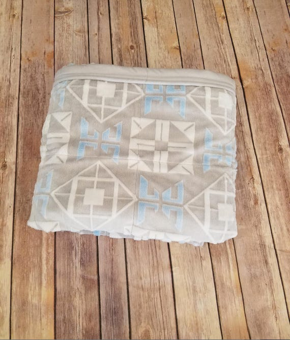 Minky, Weighted Blanket, Gray Patterns, Minky Weighted Blanket, Up to Twin Size 5 to 15 Pounds.  SPD, Autism, Weighted Blanket.