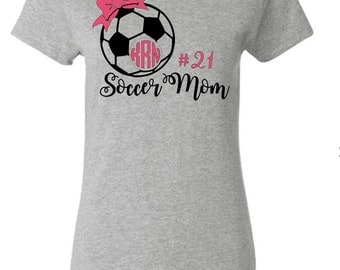 Soccer Mom GIRLY