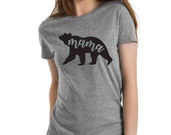 Pack Family Bear. 3 Tshirts mama papa baby bear