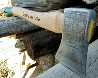 For Sportsmen - Berens Axe House - Kelly Axe & Tool
