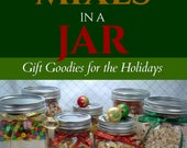 Food Mixes in a Jar|Gift Goodies for the Holidays|DIY Gifts|PDF Download