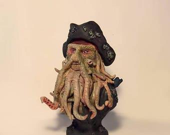 pirates of the caribbean (Davy Jones)