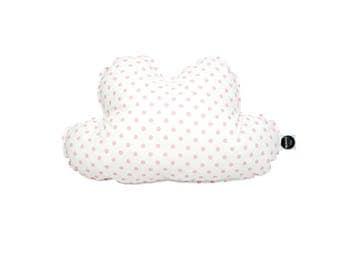 Cloud Pillow / Polka Dots Pillow / Nursery Pillow / Kids Room Decor / Toddler Room / Kids Pillow / Decorative Pillow / Nursery Room Decor