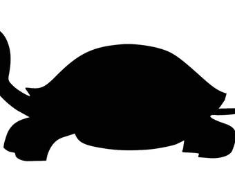 Tortoise decal