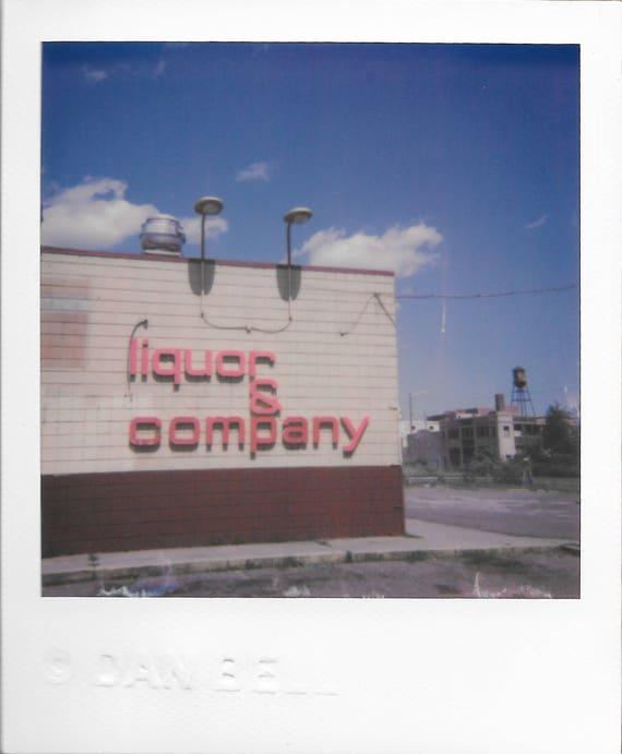 Liquor & Company / Detroit 7.2.17