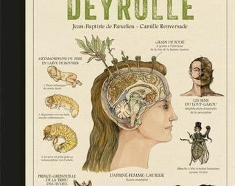 Book: Supernatural stories metamorphoses DEYROLLE - Supernatural Metamorphosis Deyrolle history Book-