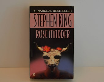 Stephen King Rose Madder