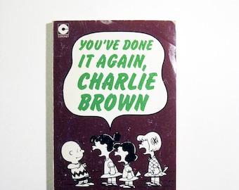 "Vintage ""Peanuts"" Book"