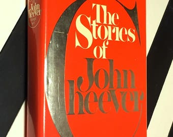 The Stories of John Cheever (1979) hardcover book