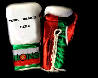 Full Customization boxing gloves