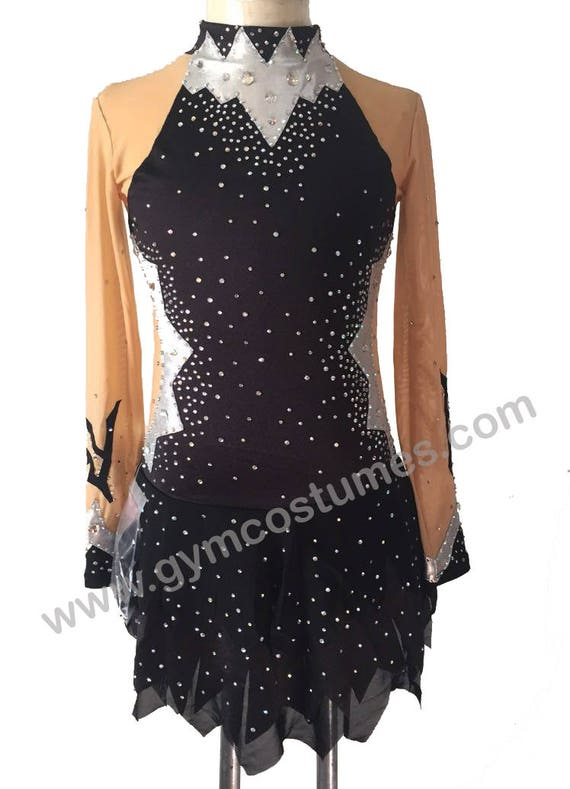 masterclass robe de patinage artistique robe de roller. Black Bedroom Furniture Sets. Home Design Ideas