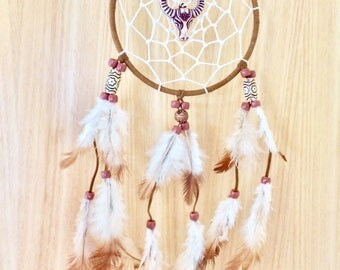 Dreamcatcher - boho - dream catcher - dreamcatcher - nursery decor - bedroom decor - birthday - gift for her - native - tribal - hen party