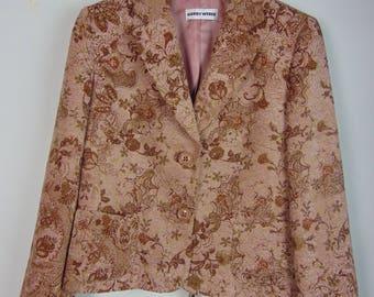 Vintazge Pattern Jacket