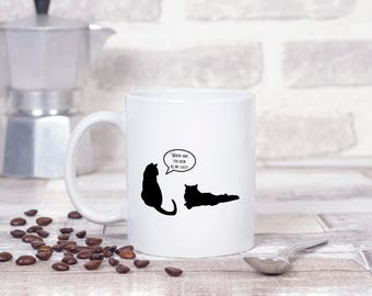 All My Lives | Funny Mug | Birthday | Gift | Coffee Mug | Hilarious | Catlady | Catmom |