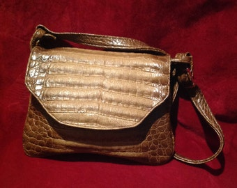 1960s / 70s Vintage Ladies Handbag / Purse