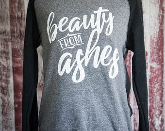 Beauty From Ashes - Adult Sizes Sweatshirt