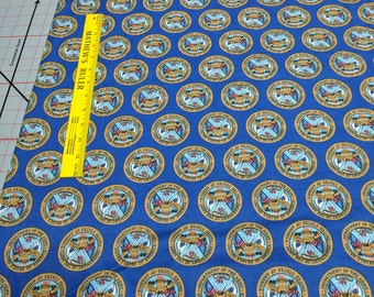 United States Army Cotton Fabric