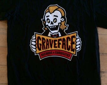 Graveface Haunted Trails tee