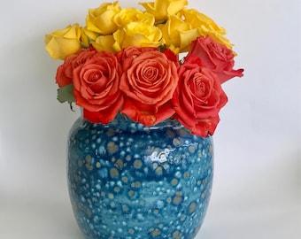 Handmade Monsoon Flower Vase