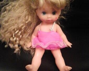 Vintage 1988 Lil Miss Doll