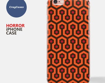 Overlook Hotel Phone Case - iPhone & Samsung Galaxy Cases - Movie Phone Case - Horror iPhone Case [Shipped from UK]