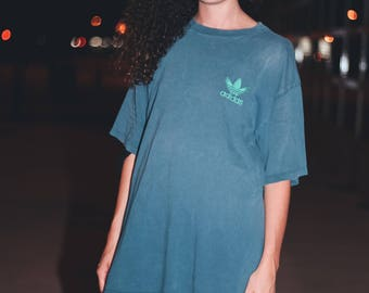 90s Adidas T-Shirt, Size L