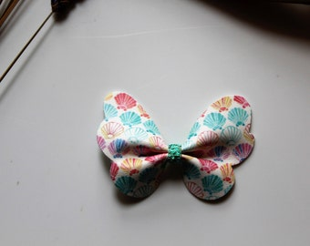 Butterfly bow || Bow headband || Bow hair clips || hair accessories || baby gift || gift for a kids || cheer bow,
