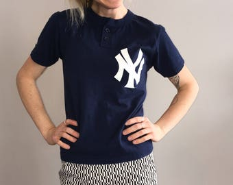 Youth M Yankees Tee