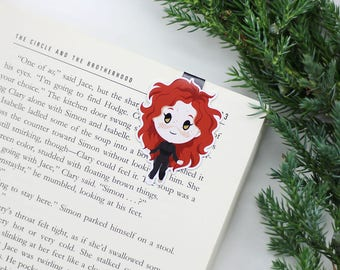 Leonor - Magnetic bookmark - Phobo || marque pages, book lover gifts, bookmark, bookish, book club, victor, bookmark quote, ya