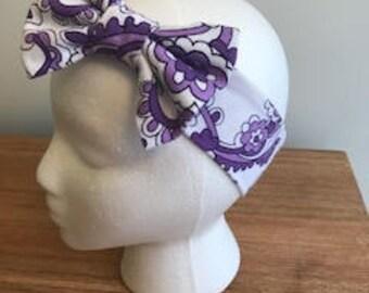 Unique Bow Tie Headbands