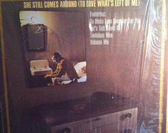 Jerry Lee Lewis She Still Comes Around Vinyl Record Album