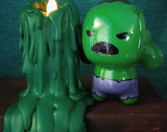 Gamma Green Mantle Candle™, Flameless Candle