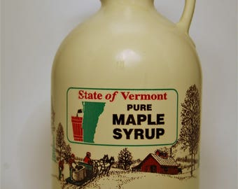 32 oz of Vermont Maple Syrup