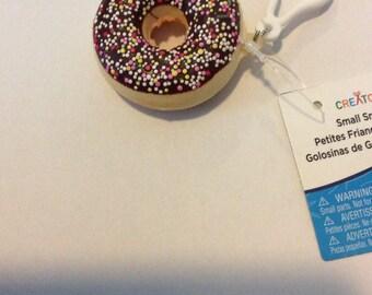 Really slow rising mini donut squishy