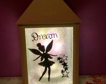 Inspirational Fairy Lantern