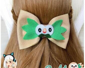 Rowlet Pokémon Bow