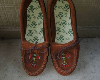 Taos Indian Moccassins