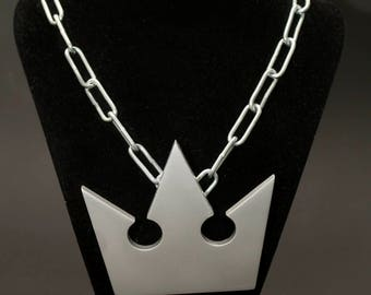 Kingdom hearts III : Sora's necklace ( Double Size)