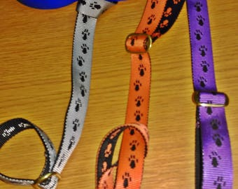 Safety Strap for use with flexi-leads . . . also secures handbags, briefcases or luggage
