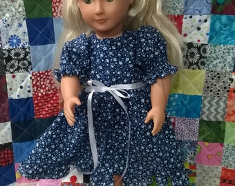 Doll Dress for an 18 inch Doll