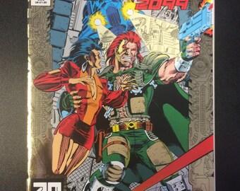 Ravage 2099 # 1 Comic by Marvel Comics